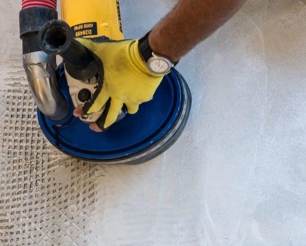 removing tile floor in orlando